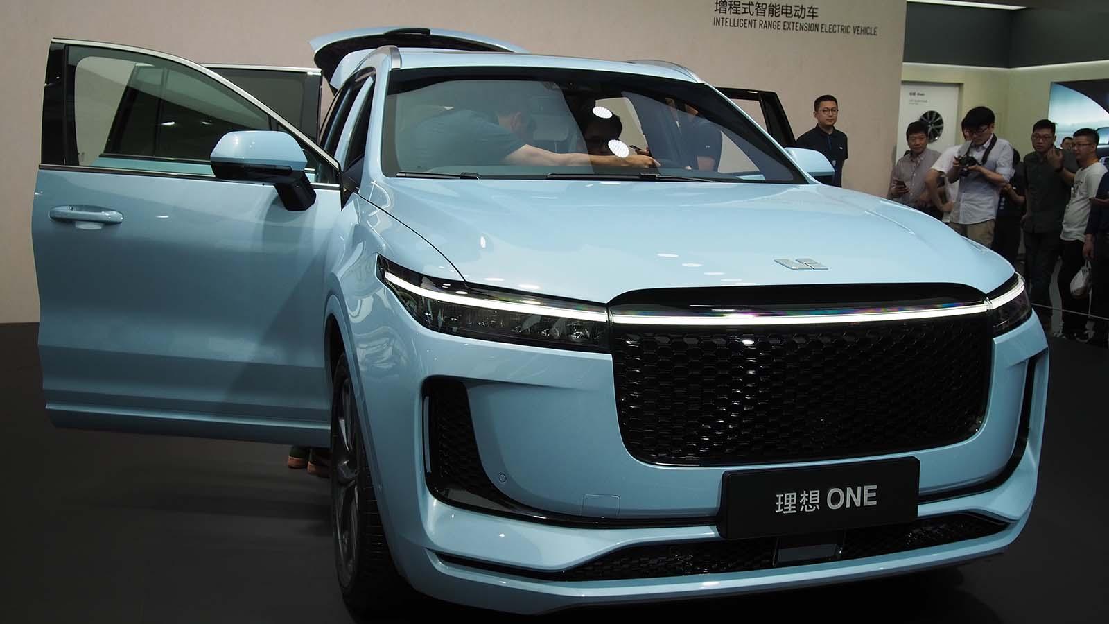 Li Auto News  Why Li Stock Is Revving Up 11  On Monday