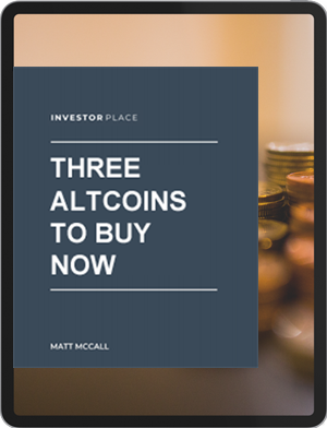 Image of 3 Altcoins to Buy Now