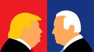 Presidential Debate - Trump vs Biden