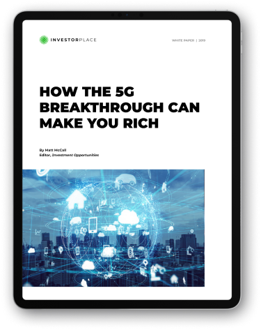 How the 5G Breakthrough Can Make You Rich