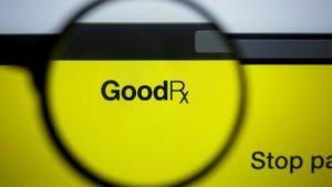 GDRX Stock - GoodRx Website