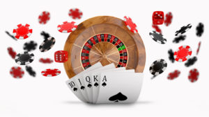 roulette table and gambling cards sports betting stocks gambling stocks