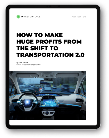 How to Make Huge Profits from the Shift to Transportation 2.0