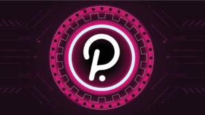 el icono de la criptomoneda Polkadot (DOT)