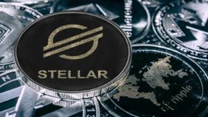 Image of a Stellar coin