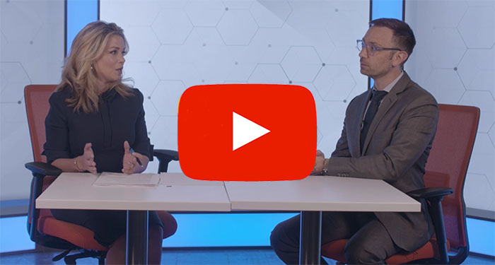 Emmy-nominated journalist Lauren Sivan interviews InvestorPlace Analyst Matt McCall