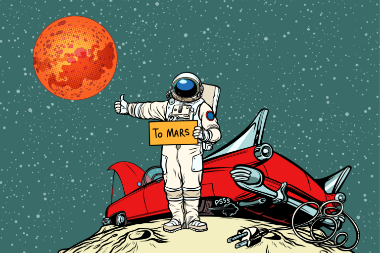 Space stocks - The 'Fave Five' Space Stocks to Buy on the Dip