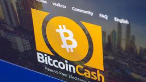 BitcoinCash logo