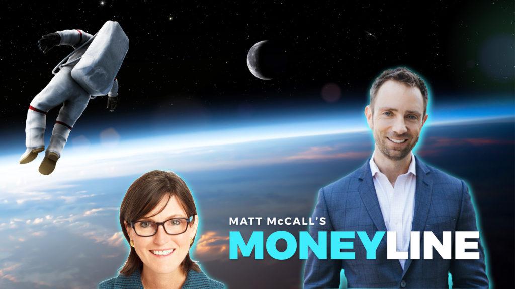 Matt McCall's Moneyline: Will Space Stocks Take Your Portfolio to the Moon?