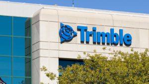 The Trimble (TRMB) headquarters in Sunnyvale, California.