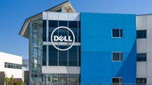 A Dell (DELL) office in Santa Clara, California.