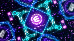 Concept art for Enjin Coin (ENJ)