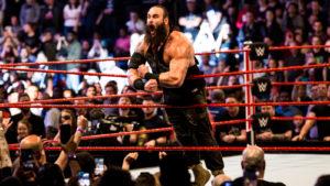 wwe stock WWE Monday Night Raw at 02 Arena. London