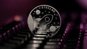 A concept coin for Stellar (XLM).