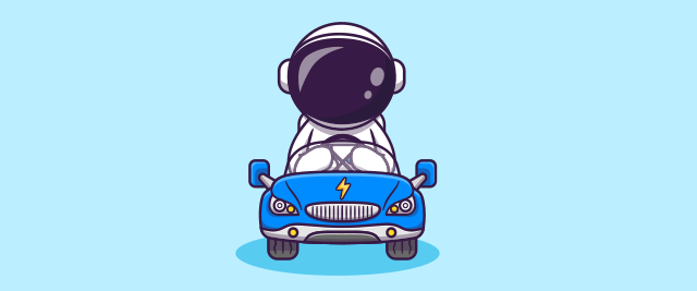 astronaut ev