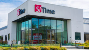 SiTime Corporation headquarters campus in Silicon Valley