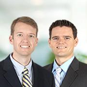 John Jagerson and Wade Hansen